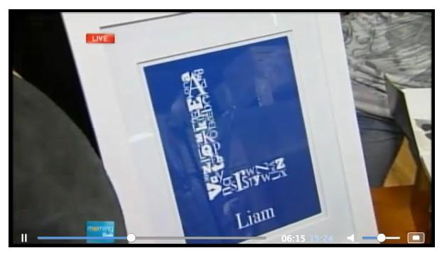 Liam CHCH 2
