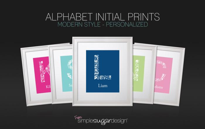 Alpha Initial Print 5 samples