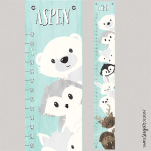 Arctic Portraits Growth Chart