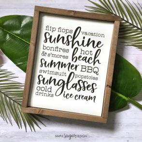 Summer Printable